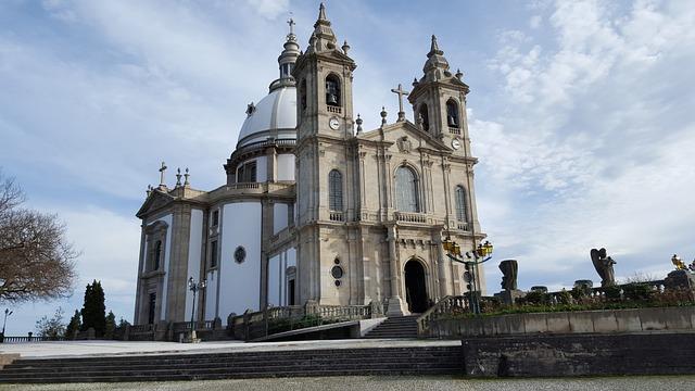 Sameiro, Braga, Sanctuary