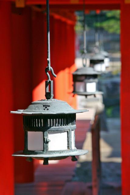 Japan, Miyajima, Temple, Sea, Itsukushima, Sanctuary