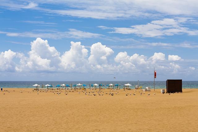 Beach, Portugal, Algarve, Sand