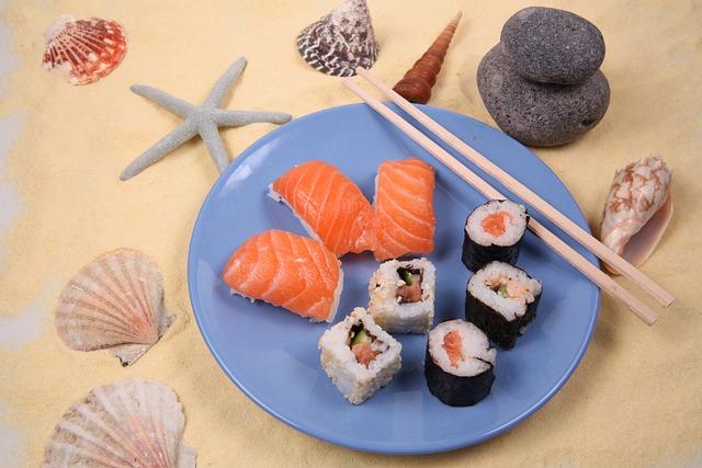 Seafood, Sea, Food, Power, Colors, Sand, Shell, Japan