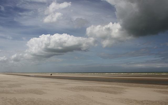 Beach, Sea, Sandy Beach, Sand