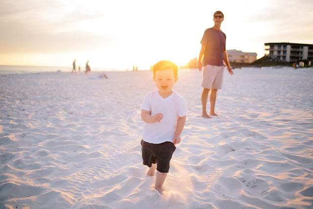 Beach, Child, Kid, Ocean, People, Sand, Sea, Seashore