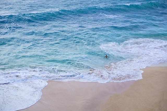 Beach, Waves, Water, Sand, Vacation, Hawaii