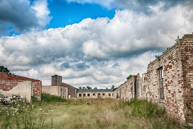 Stalag, Sandbostel, Lapsed, Lower Saxony, War, Monument