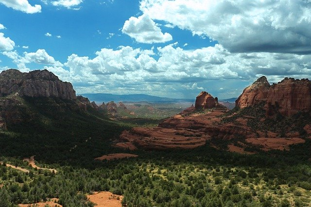 Hill, Landscape, Nature, Outdoors, Sandstone, Scenic