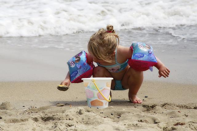 Beach, Sand, Games, Sandy Beach, Sea, Child, Summer