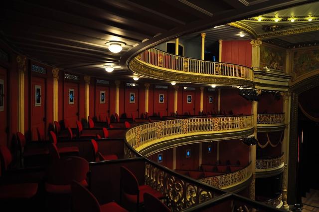 Audience, Theatre, Santa, Isabel, Recife, Pernabuco