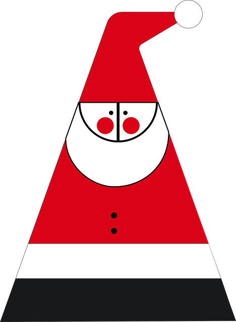 Abstract, Santa Claus, Saint Nicholas, Father Christmas