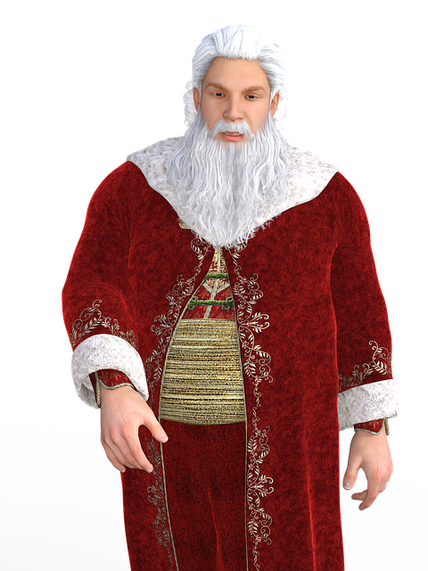 Santa's Favorite, Santa Claus, Christmas, Gifts