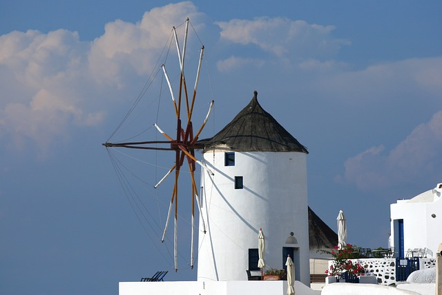 Santorini, Greece, Cyclades