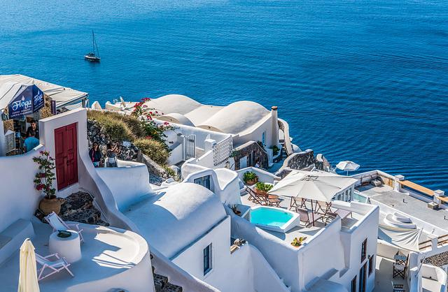 Santorini, Oia, Greece, Travel, Summer, Greek, Island