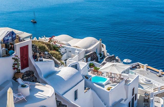 Santorini, Oia, Greece, Travel, Summer, Greek, Island