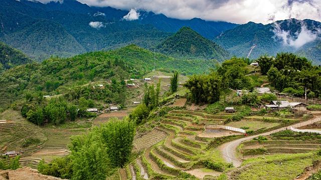 Sapa, Lao Cai, Vietnam