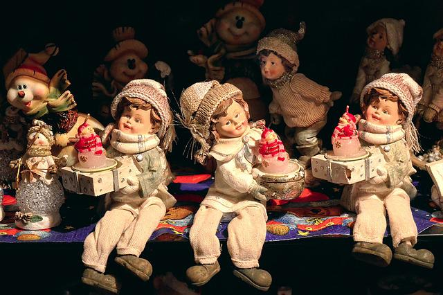 Sarah Kay, Figures, Porcelain, Ceramic Figures