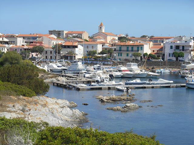 Stintino, Sardinia, Porto, Sea, Summer, Boats