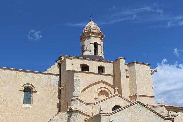 Sassari, Sardinia, Italy, Katerdrális, Italian City