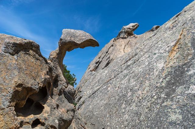 Nature, Rock, Stone, Sky, Landscape, Corsica, Sardinia