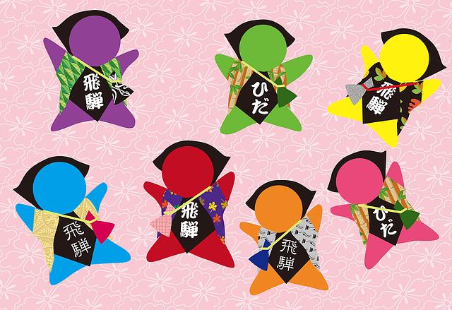 Sarubobo, Souvenir, Takayama, Japan, Tradition, Amulet