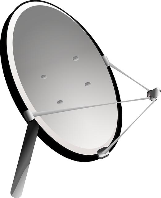 Antenna, Broadcast, Satellite, Television, Transmitter
