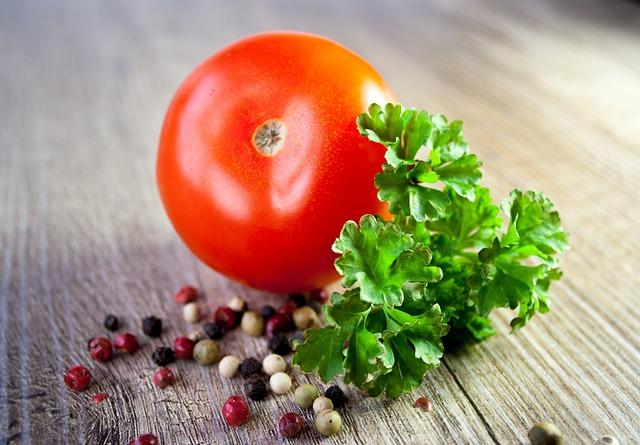 Tomato, Sauce, Vegetables, Parsley, Pepper, Eat, Pasta