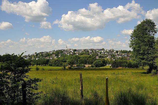 Jelenia Góra, Sauerland, Arnsberg Forest, Village