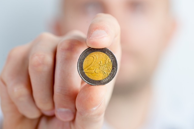Coin, Coins, Money, Savings, A Wealth Of, Rich, Glossy