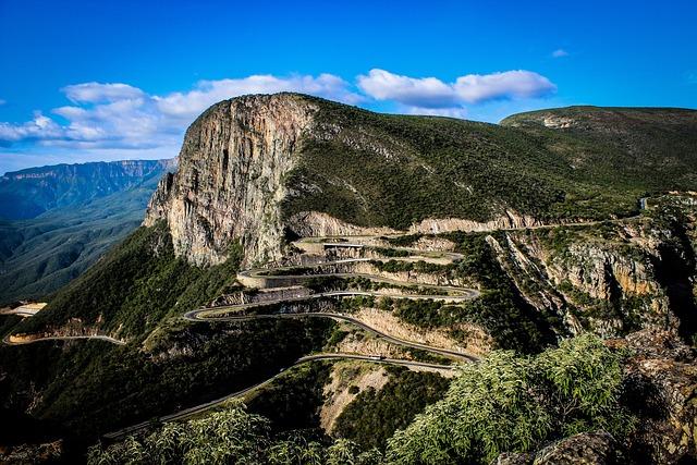 Angola, Landscape, Saw Leba, Serra, Nature, Green