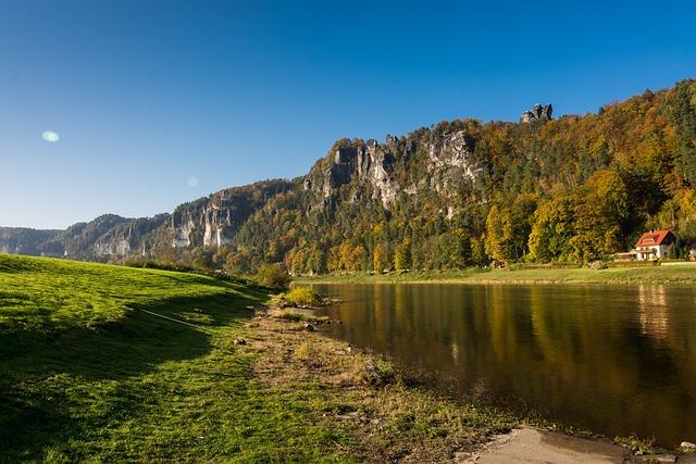 Bastei, Elbe Sandstone Mountains, Saxon Switzerland