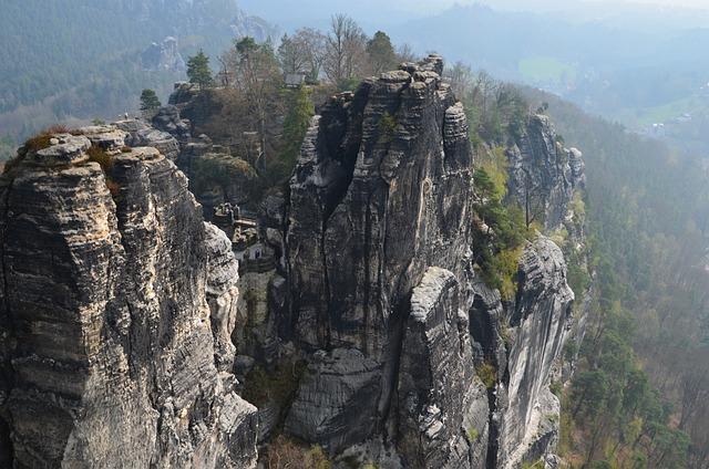 Elbe Sandstone Mountains, Saxon Switzerland