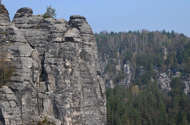 Saxon Switzerland, Elbe Sandstone Mountains