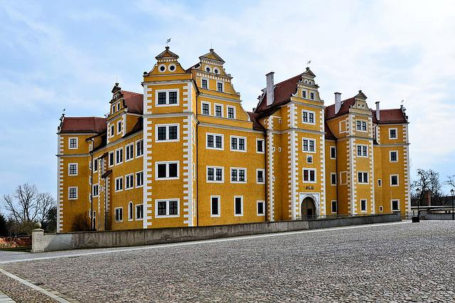 Castle, Anna Burg, Saxony-anhalt