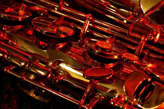 Saxophone, Tenor, Folding Mechanism, Instrument, Music