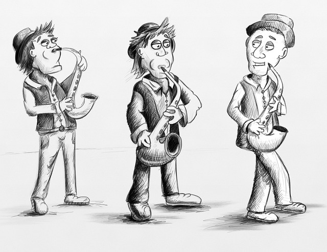 Saxophonist, Saxophone, Musician, Plays, Tool