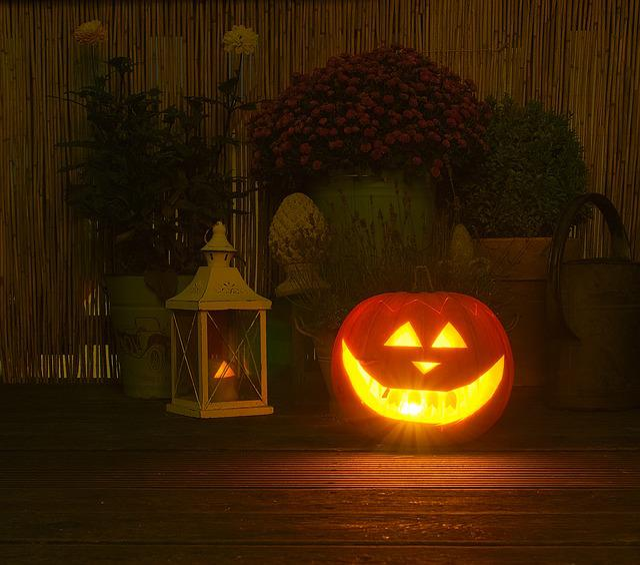 Halloween, Pumpkin, Orange, October, Scary, Spooky