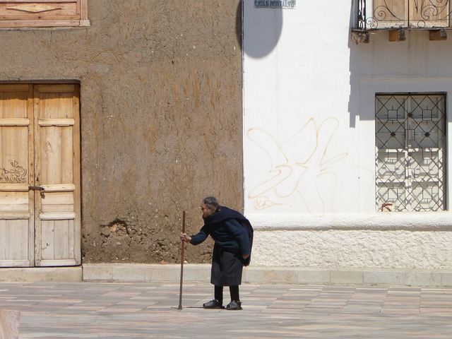 Cuenca, Ecuador, Travel, Scenery, Elderly, Foreign