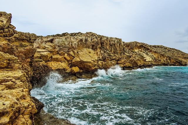 Sea, Coast, Nature, Landscape, Scenery, Rocky Coast