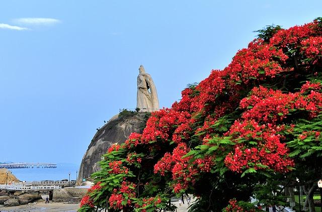 Xiamen, Gulangyu Island, Scenery