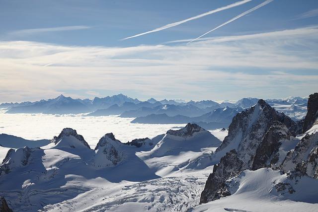 Chamonix, Mountains, Alps, Landscape, Scenic, Altitude