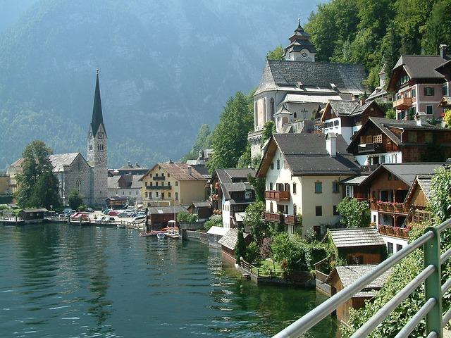 Austria, Hallstatt, Scenic