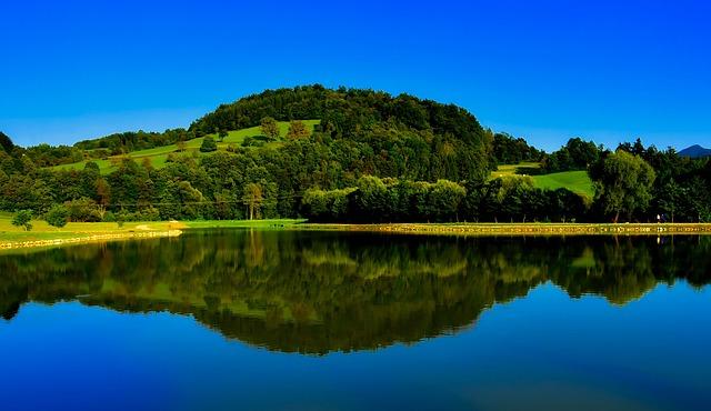 Slovenia, Landscape, Scenic, Hills, Forest, Trees