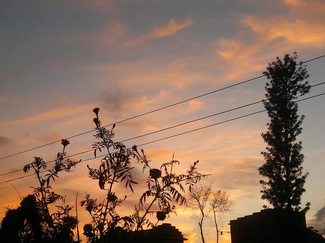 Nepali's, Romantic, Sky, Clouds, Outdoors, Scenic