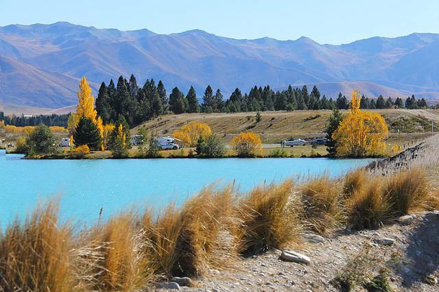 Turquoise, Reservoir, Lake, Amazing, Beautiful, Scenic