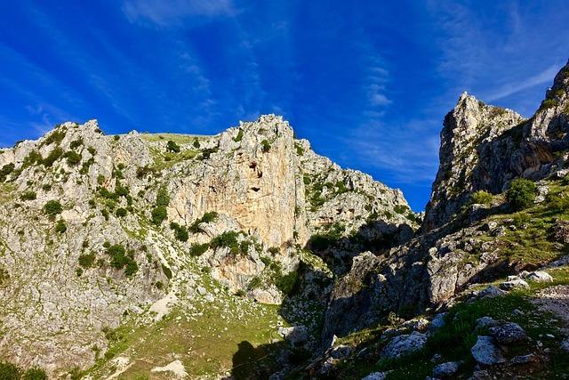 Mountains, Scenery, Landscape, Scenic, Rocky, Panorama