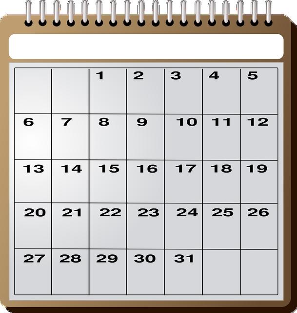 Calendar, Agenda, Notes, Scheduling, Planning, Marking