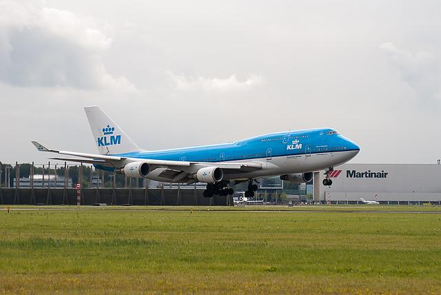 Plane, Countries, Airport, Airline, Runway, Schiphol