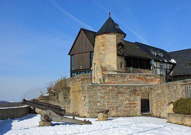 Edersee, Hesse, Schloss Waldeck, Waldeck, Germany