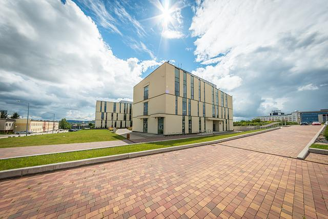 Building, Architecture, School, University