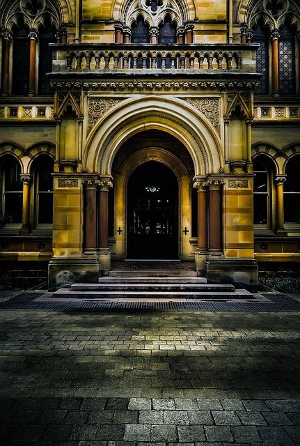 University Of Adelaide, Australia, Campus, School