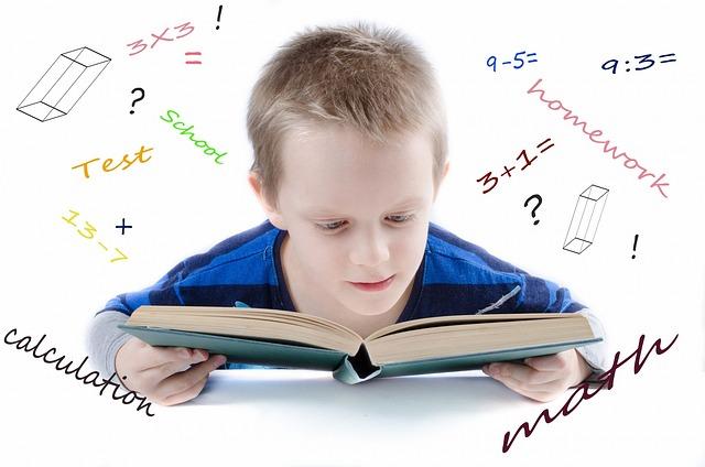 People, Child, School, Genius, Blackboard, Student