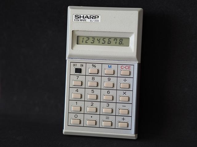 Calculator, Count, School, Mathematics